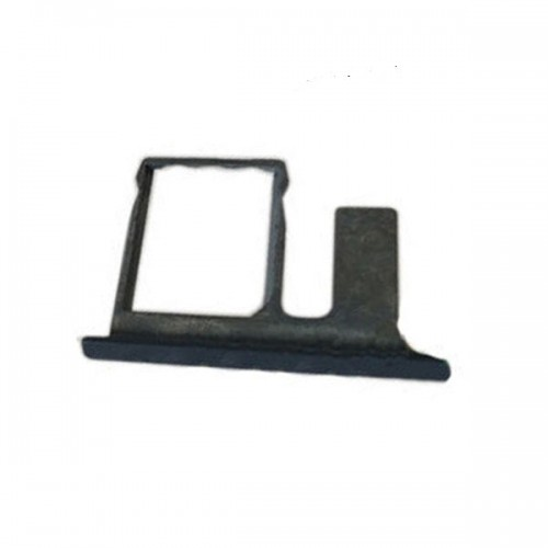 Single SIM Card Tray for HTC One E8 Black