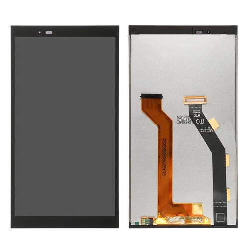 LCD and Digitizer Touch Screen for HTC One E9+ Bla...