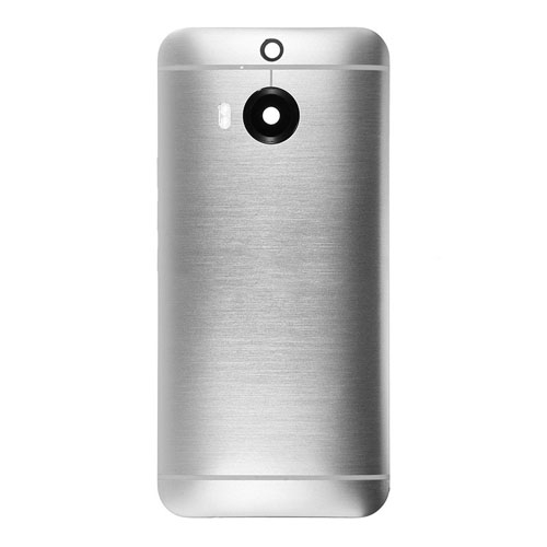 Battery Cover for HTC M9+ Silver