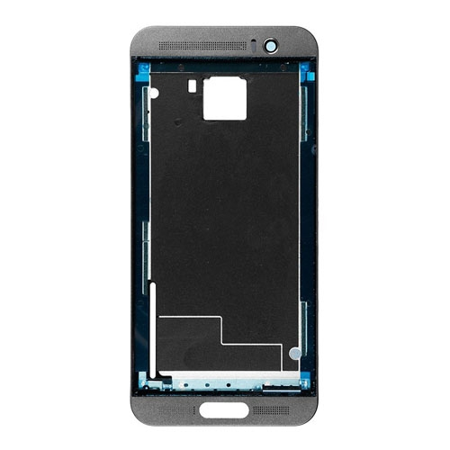 Front Housing for HTC M9+ Gray (Dual Card Version)