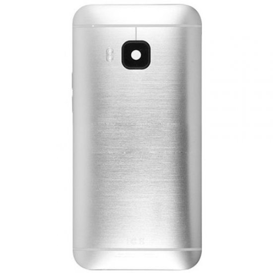 Back Cover Housing Assembly for HTC One M9 Silver