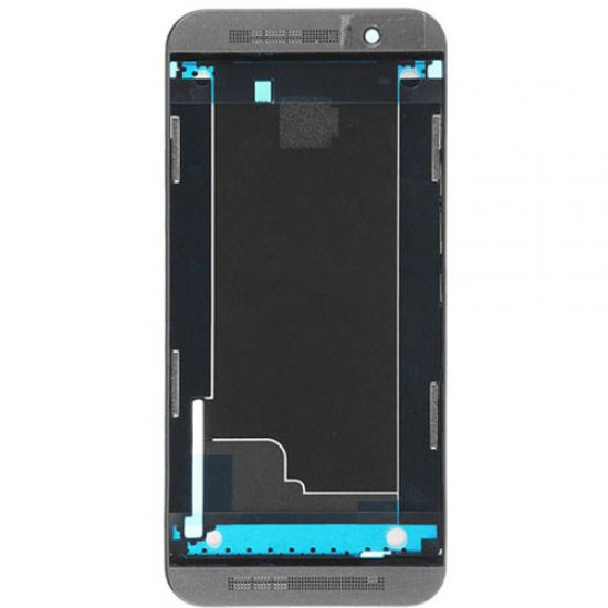Front Housing for HTC M9 Gray