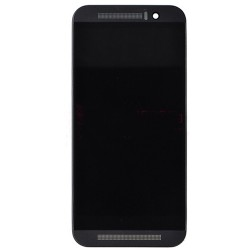 LCD Screen with Frame for HTC One M9 Black Aftermarket