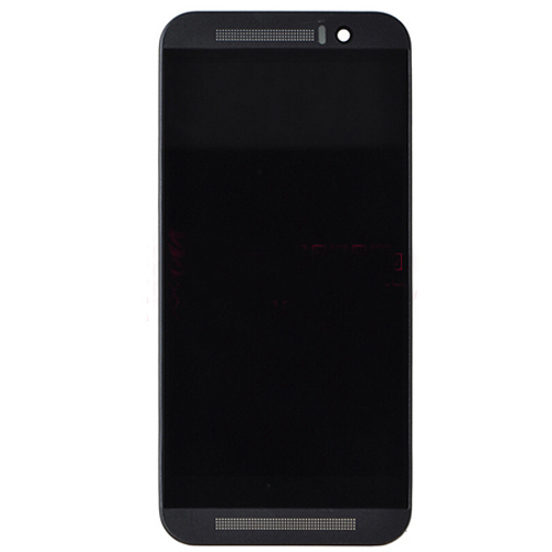 LCD Screen with Frame for HTC One M9 Black Afterma...