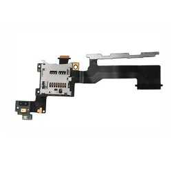 SD Card Connector Power Flex Cable for HTC One M9
