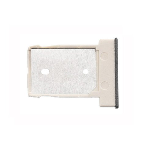 SIM Card Tray for HTC One M9 Black