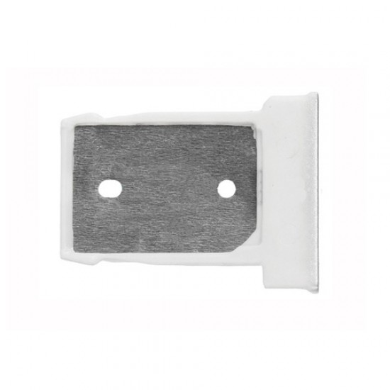 SIM Card Tray for HTC One M9 Silver