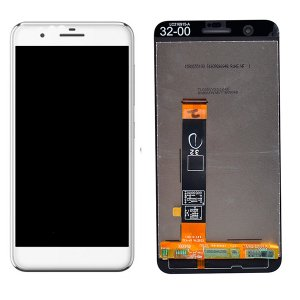 Screen Replacement for HTC One X10 White Ori