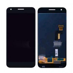 LCD with Digitizer Assembly for HTC Google Pixel XL Black Original