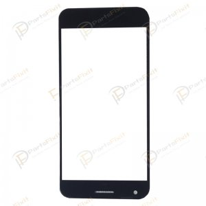 Front Glass Lens for HTC Google Pixel Black