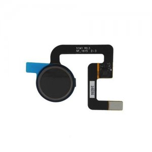 Home Button Fingerprint Sensor Flex Cable for Google Pixel Black