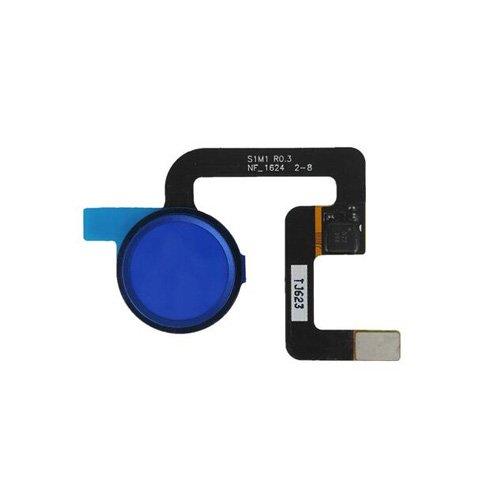 Home Button Fingerprint Sensor Flex Cable for Google Pixel Blue