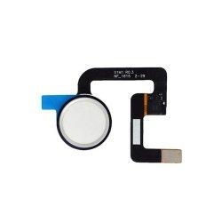 Home Button Fingerprint Sensor Flex Cable for Google Pixel White