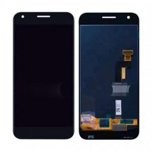 LCD with Digitizer Assembly for HTC Google Pixel Black  Original