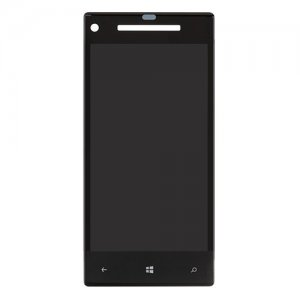 LCD And Touch Screen Digitizer Assembly Replacement for HTC 8X C620e Black