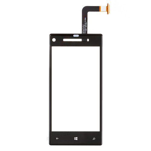 Touch Screen Digitizer Repair Part for HTC 8X C620e BLACK