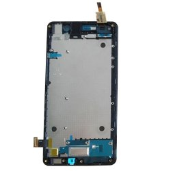 LCD Digitizer Screen With Frame for Huawei Honor 4C Black