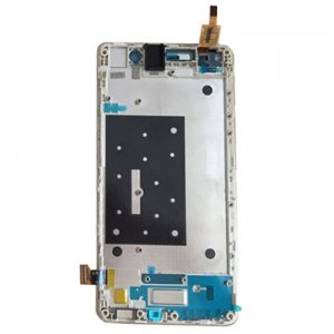 LCD Digitizer Screen With Frame for Huawei Honor 4C Gold