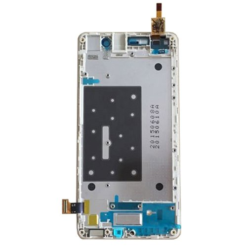 LCD Digitizer Screen With Frame for Huawei Honor 4C White