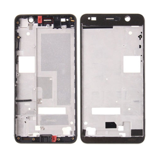 Front Frame for Huawei Honor 6 Black