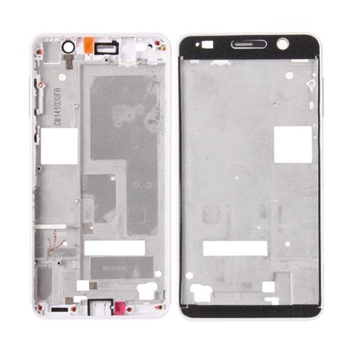 Front Frame for Huawei Honor 6 White