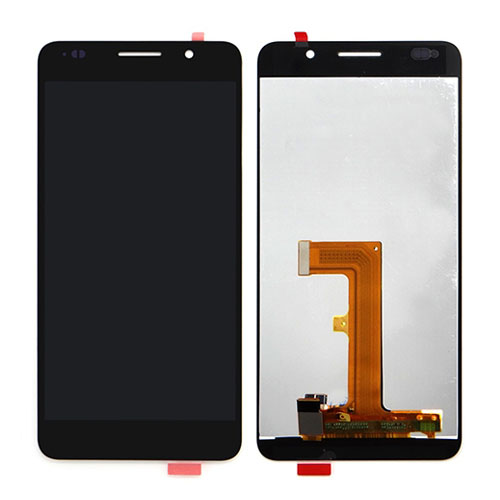 LCD with Digitizer Assembly for Huawei Honor 6 Bla...