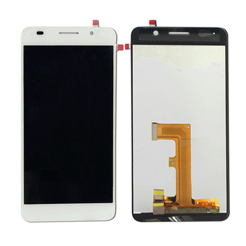 LCD with Digitizer Assembly for Huawei Honor 6 Whi...