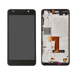 LCD with Frame Assembly for Huawei Honor 6 Black