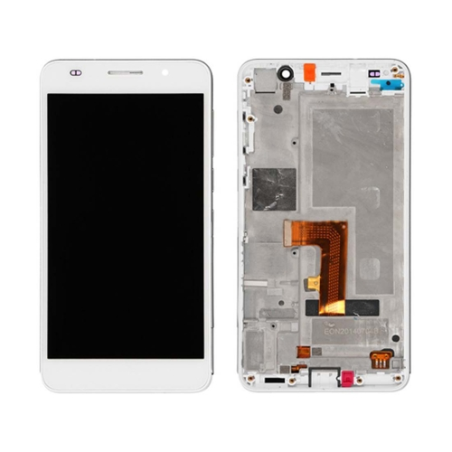 LCD with Frame Assembly for Huawei Honor 6 White