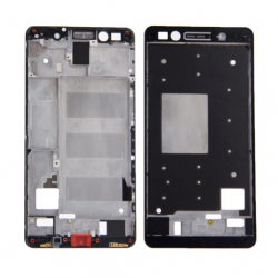Front Frame for Huawei Honor 7 Black