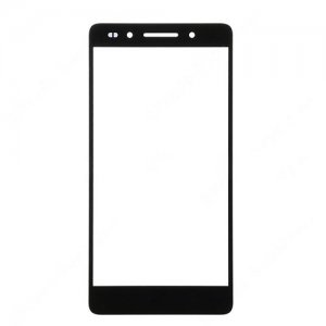 Glass Lens  for Huawei Honor 7 Black