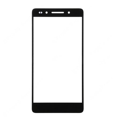 Glass Lens  for Huawei Honor 7 Black