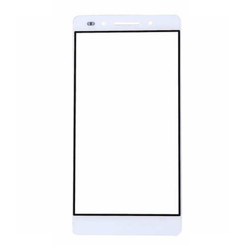 Glass Lens  for Huawei Honor 7 White