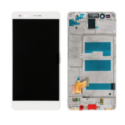 LCD with Frame Assembly for Huawei Honor 7 White