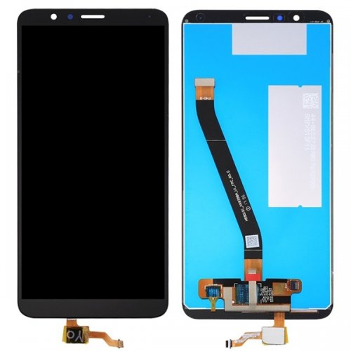 Screen Replacement for Huawei Honor 7X Black