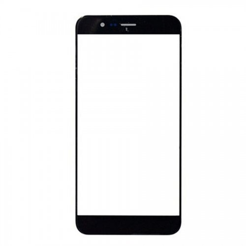 Glass Lens for Huawei Honor 8 Black