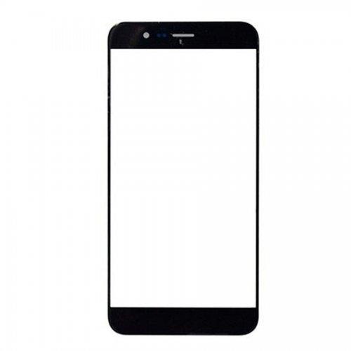 Glass Lens for Huawei Honor 8 Black