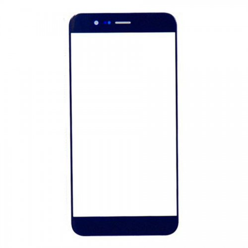 Glass Lens for Huawei Honor 8 Blue