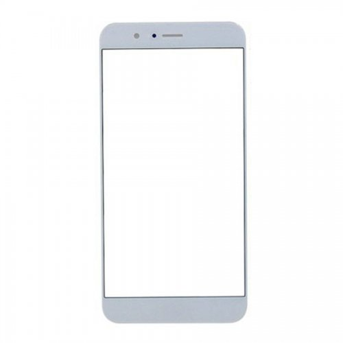 Glass Lens for Huawei Honor 8 White