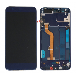 LCD with Frame Assembly for Huawei Honor 8 Blue