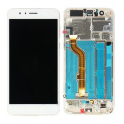 LCD with Frame Assembly for Huawei Honor 8 White