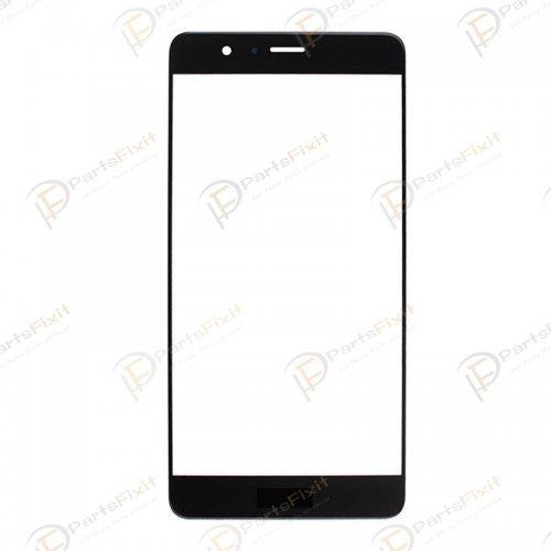 For Huawei Honor V8 Front Glass Len Black