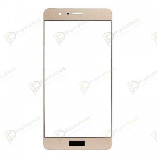 For Huawei Honor V8 Front Glass Len Gold