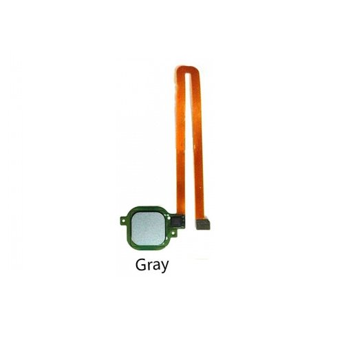 Fingerprint Sensor Flex Cable for Huawei Ascend G9 Plus Maimang 5 Gray