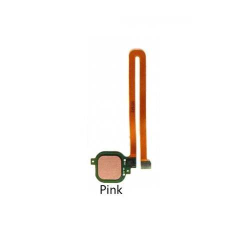 Fingerprint Sensor Flex Cable for Huawei Ascend G9 Plus Maimang 5 Pink