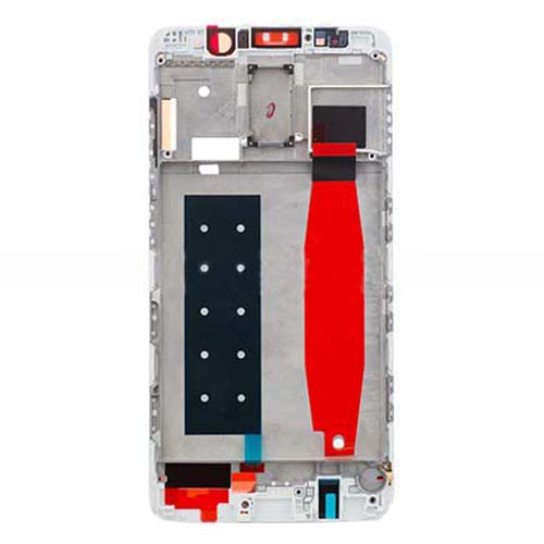 Front Housing for Huawei Ascend Mate 9 Pro White