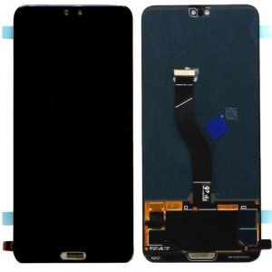 lcd with digitizer assembly for Huawei Huawei P20 Pro Black
