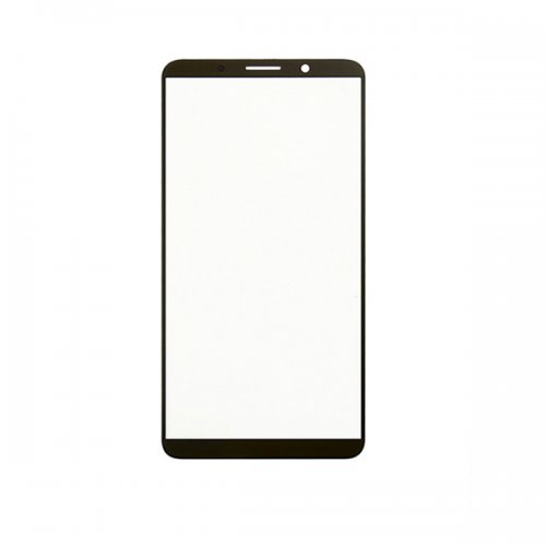 Glass Lens for Huawei Ascend Mate 10 Pro Black