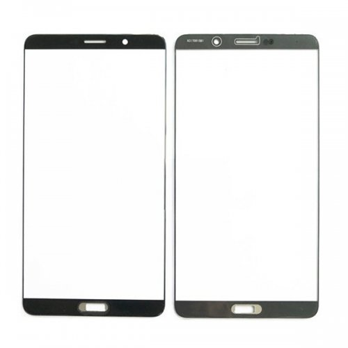 Glass Lens for Huawei Ascend Mate 10 Black