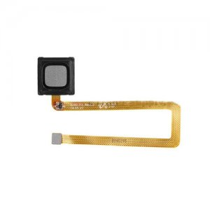 Fingerprint Sensor Flex Cable for Huawei Ascend Mate7 Black